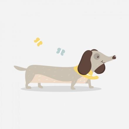 Dachshund Dog