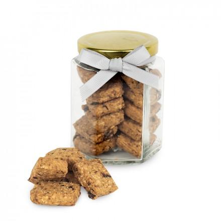 Medium Jar of Cookies (70 grams) - Oat Raisin