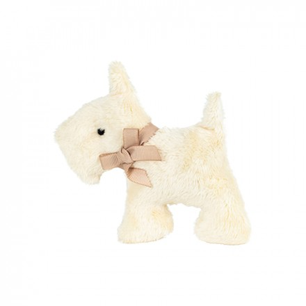 Soft Doll Scotty Dog