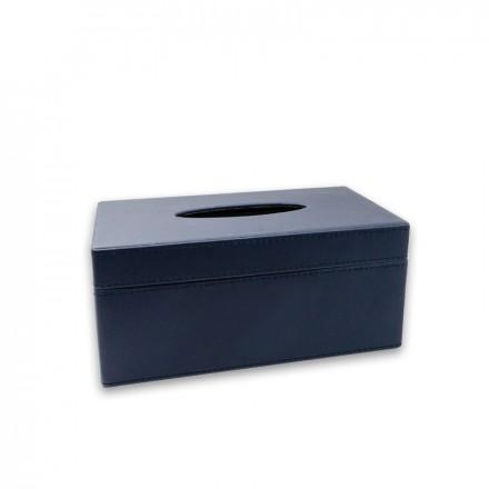 Tissue Box - Navy